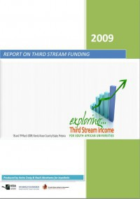 Exploring Third Stream Income for Universities: Conference report
